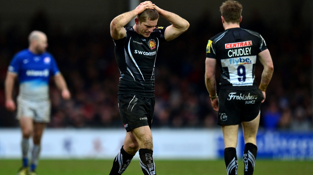 Match Report: Exeter Chiefs 11 Saracens 14