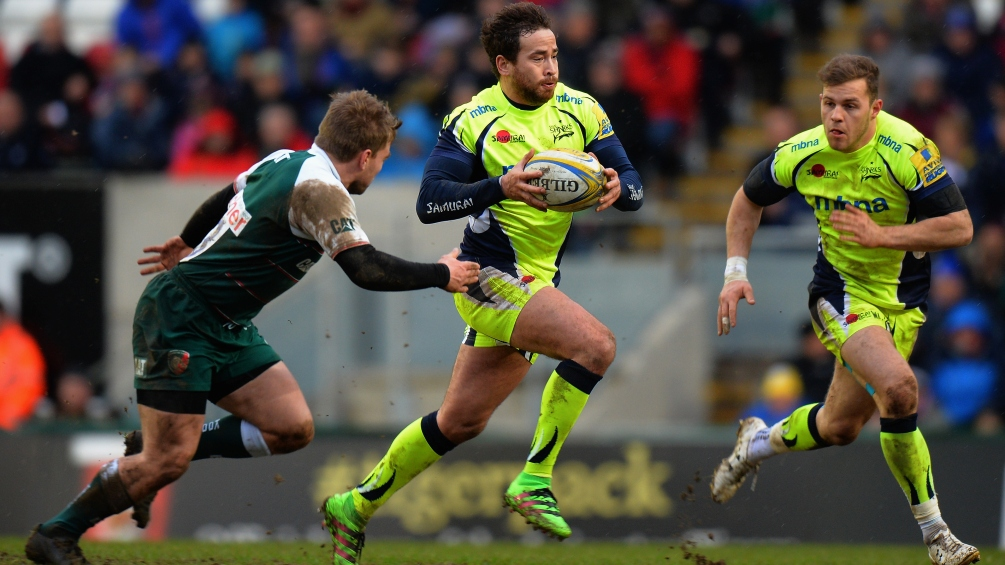 Match Report: Leicester Tigers 3 Sale Sharks 10