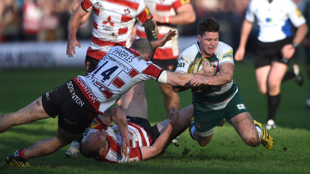 Match Report: Gloucester Rugby 18 Leicester Tigers 19