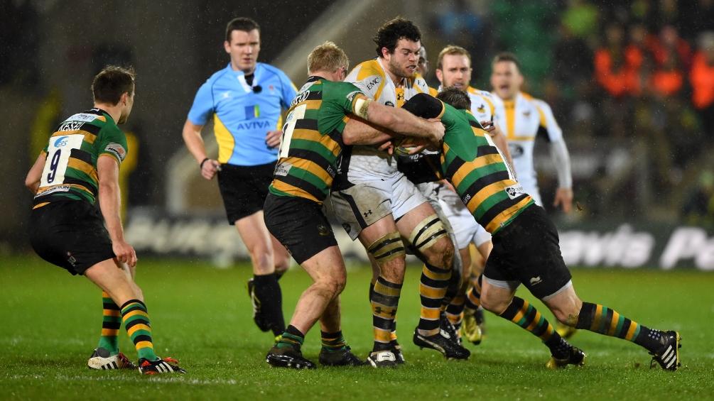Match Report: Northampton Saints 11 Wasps 24
