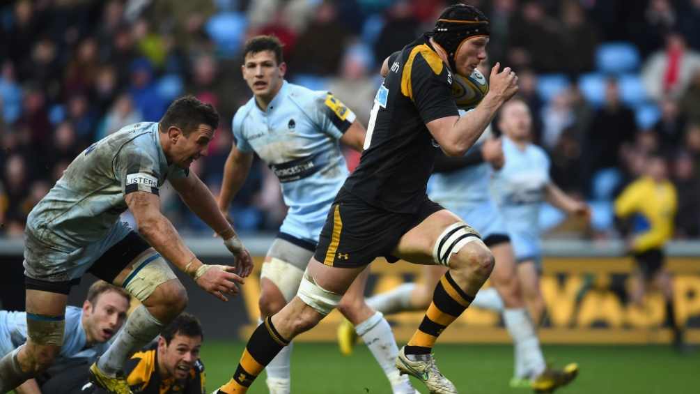 Match Report: Wasps 32 Worcester Warriors 22