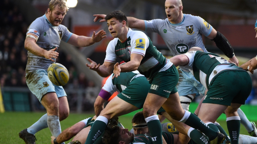 Match Report: Leicester Tigers 30 Northampton Saints 27