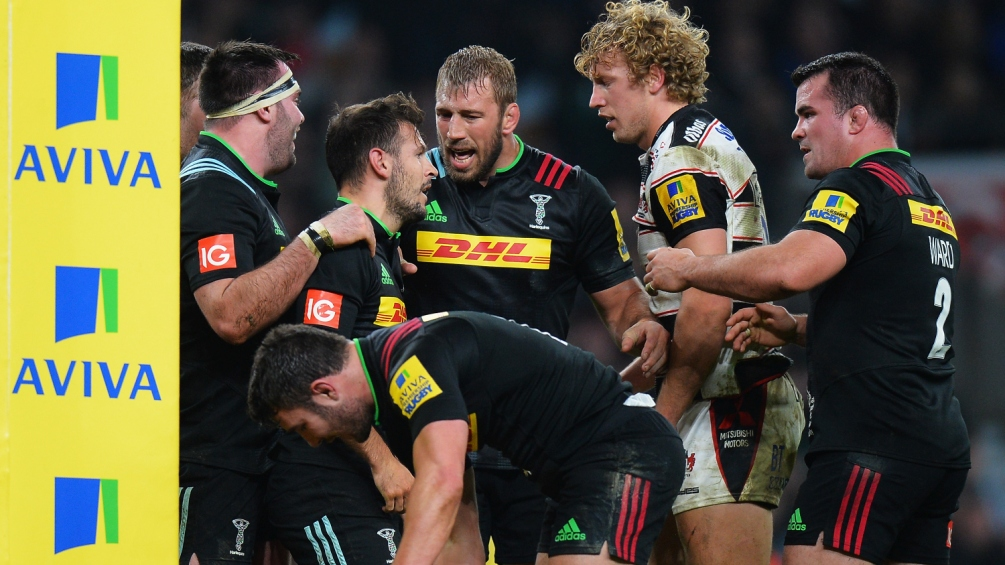 Match Report: Harlequins 39 Gloucester Rugby 39