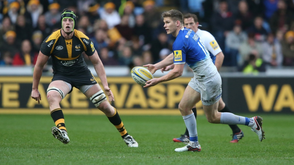 Match Report: Wasps 16 Saracens 26