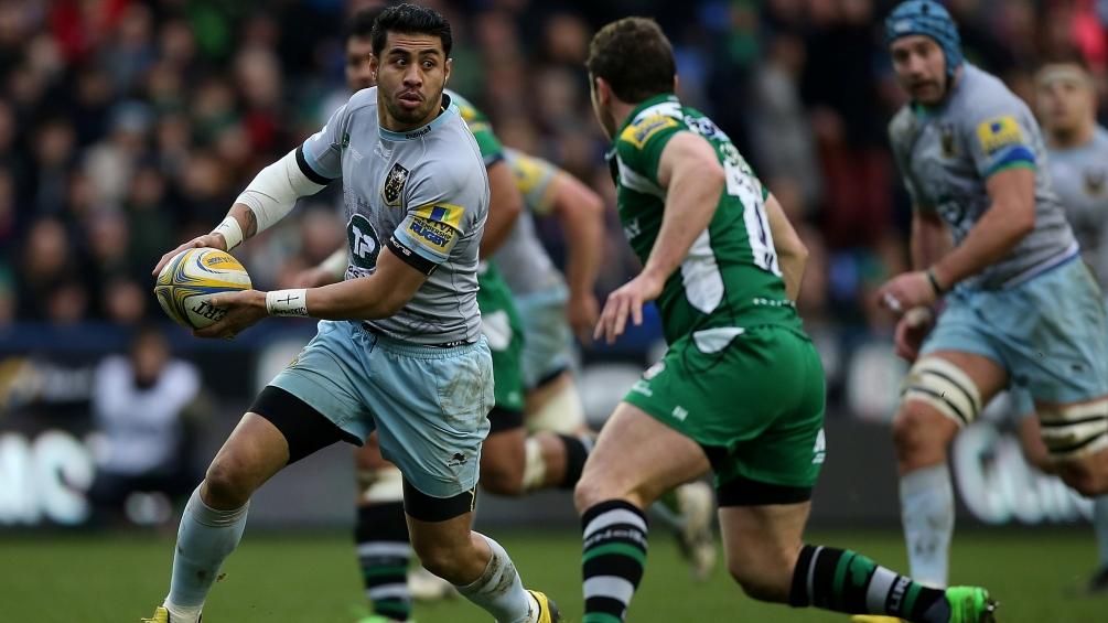 Match Report: London Irish 25 Northampton Saints 23