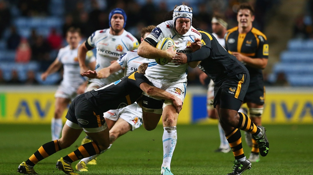 Match Report: Wasps 27 Exeter Chiefs 41