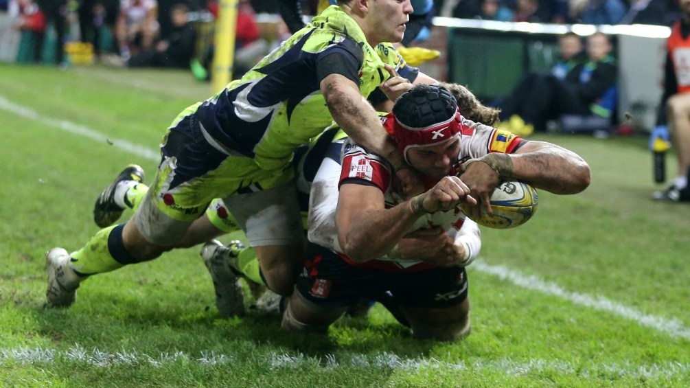 Match Report: Gloucester Rugby 23 Sale Sharks 19