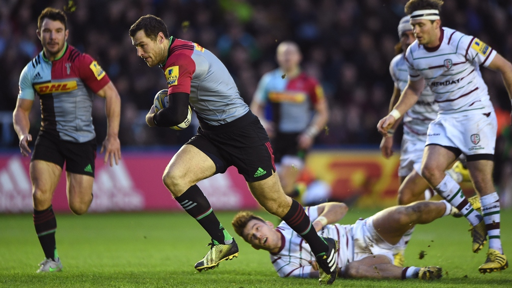 Match Report: Harlequins 38 London Irish 7