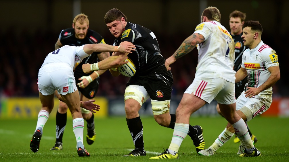 Match Report: Exeter Chiefs 26 Harlequins 25