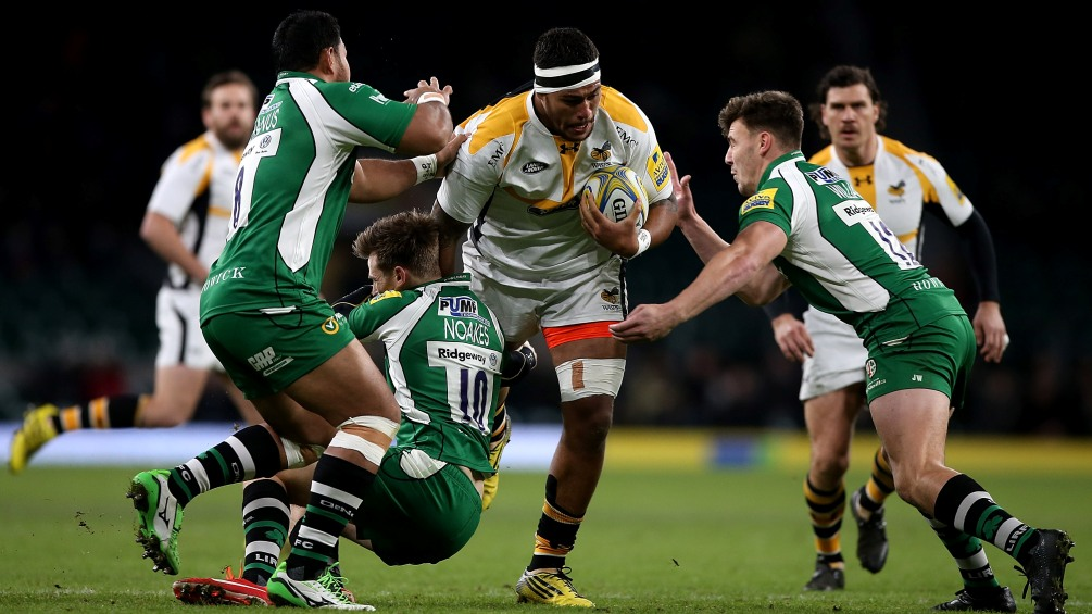 Match Report: London Irish 15 Wasps 33