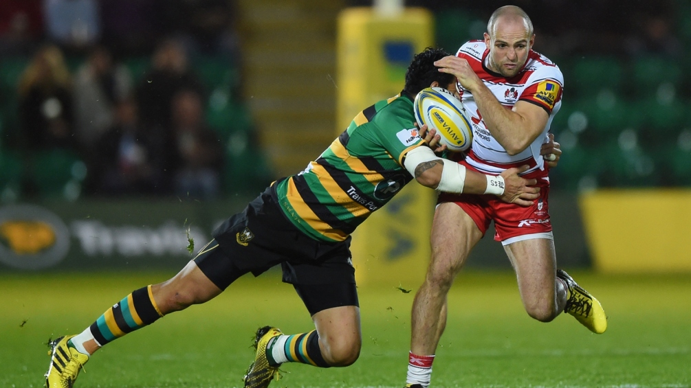 Match Report: Northampton Saints 15 Gloucester Rugby 3