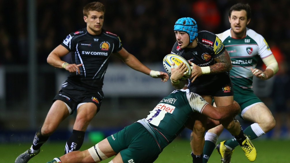 Match Report: Exeter Chiefs 19 Leicester Tigers 6