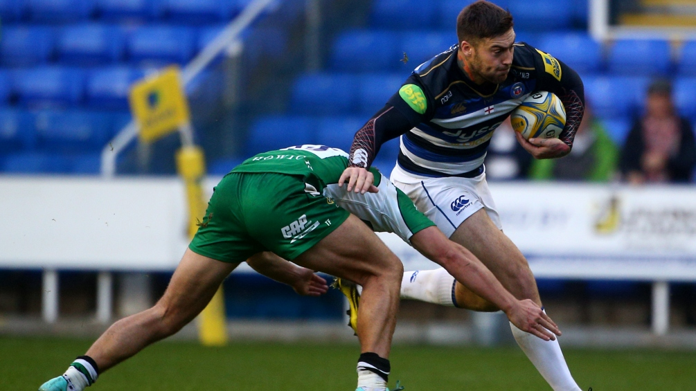 Match Report: London Irish 14 Bath Rugby 45