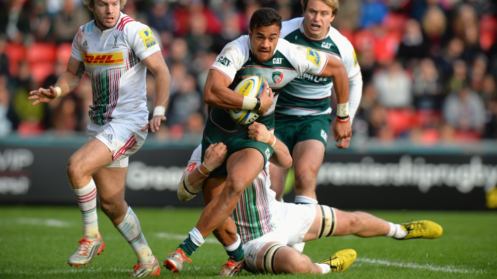 Match Report: Leicester Tigers 22 Harlequins 19