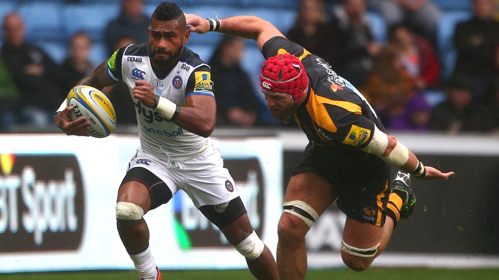 Match Report: Wasps 16 Bath Rugby 9