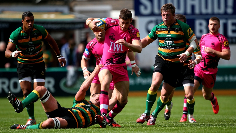 Northampton Saints 46 London Welsh 0