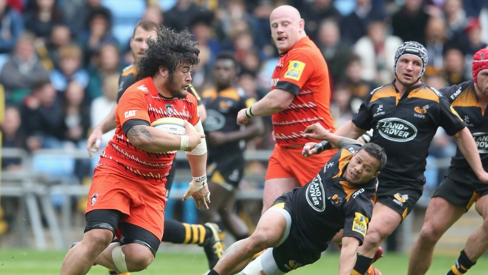 Wasps 21 Leicester Tigers 26