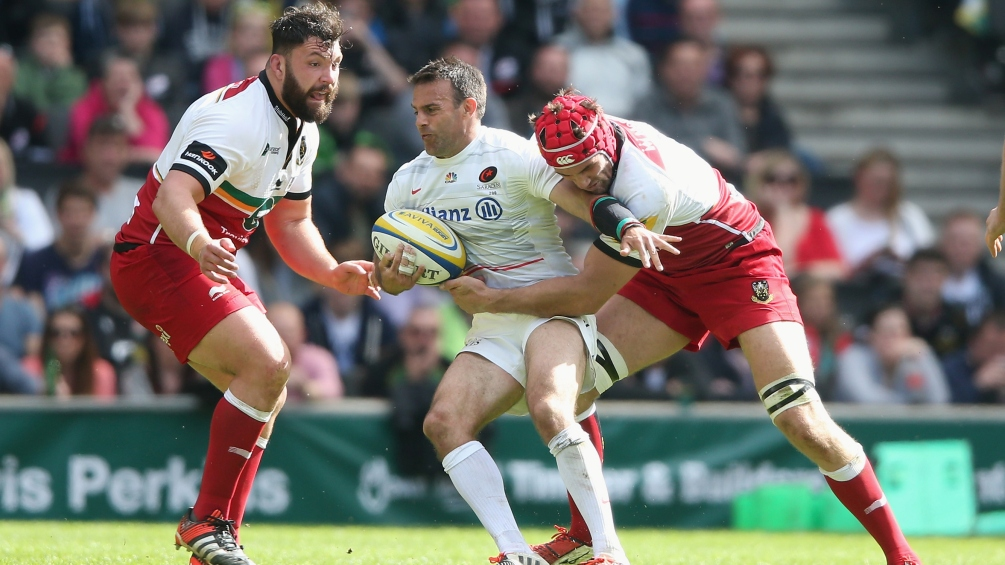 Northampton Saints 25 Saracens 20