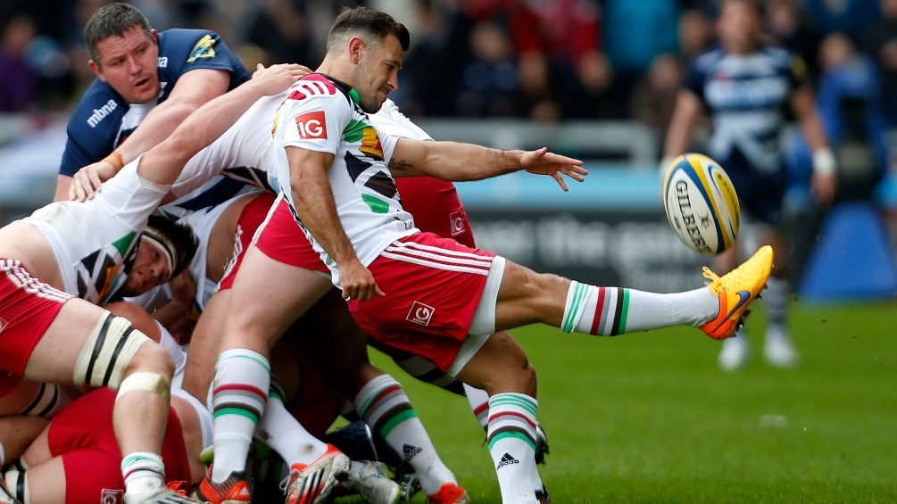 Sale Sharks 23 Harlequins 25