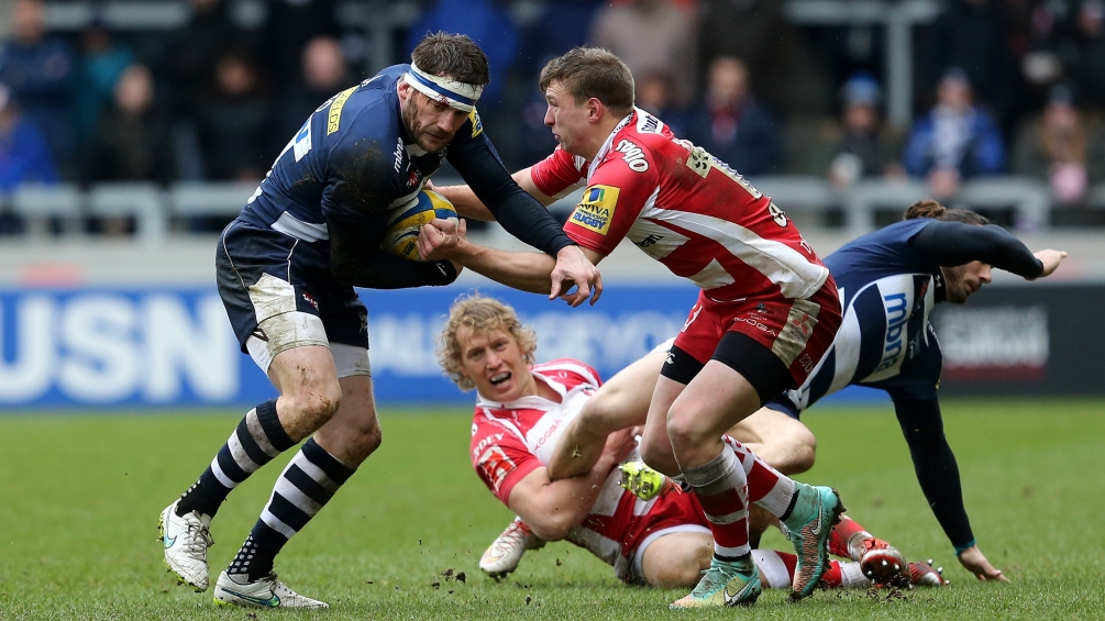 Sale Sharks 23 Gloucester Rugby 6