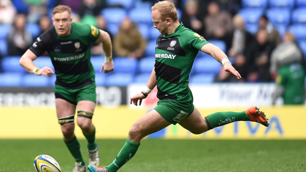 London Irish 22 Newcastle Falcons 21