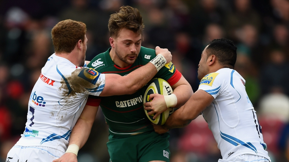 Leicester Tigers 22 Exeter Chiefs 30
