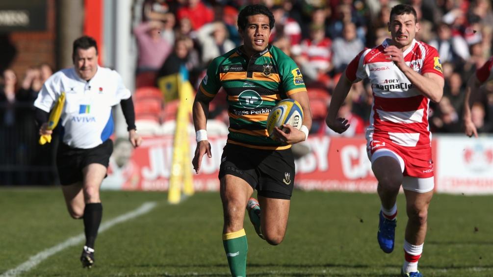 Gloucester Rugby 33 Northampton Saints 33