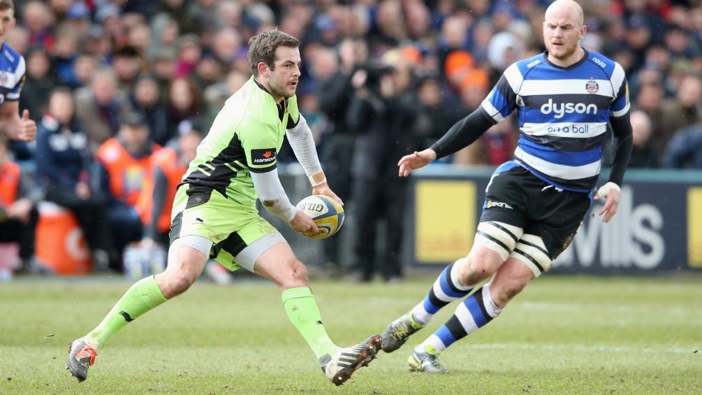 Bath Rugby 13 Northampton Saints 21