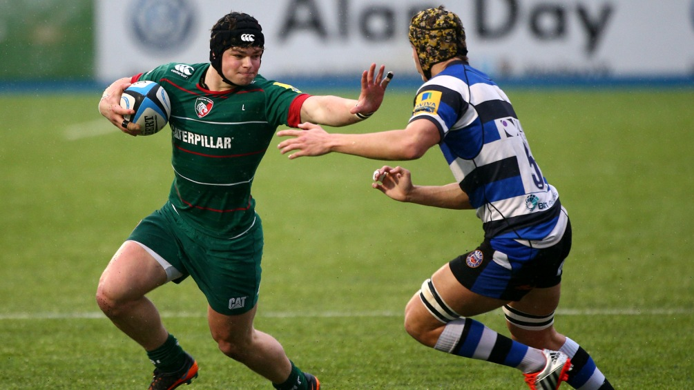 U18 Academy Finals: Bath Rugby 12 Leicester Tigers 41