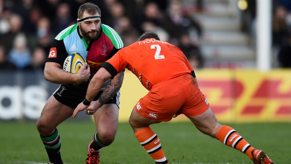 Harlequins 32 Leicester Tigers 12
