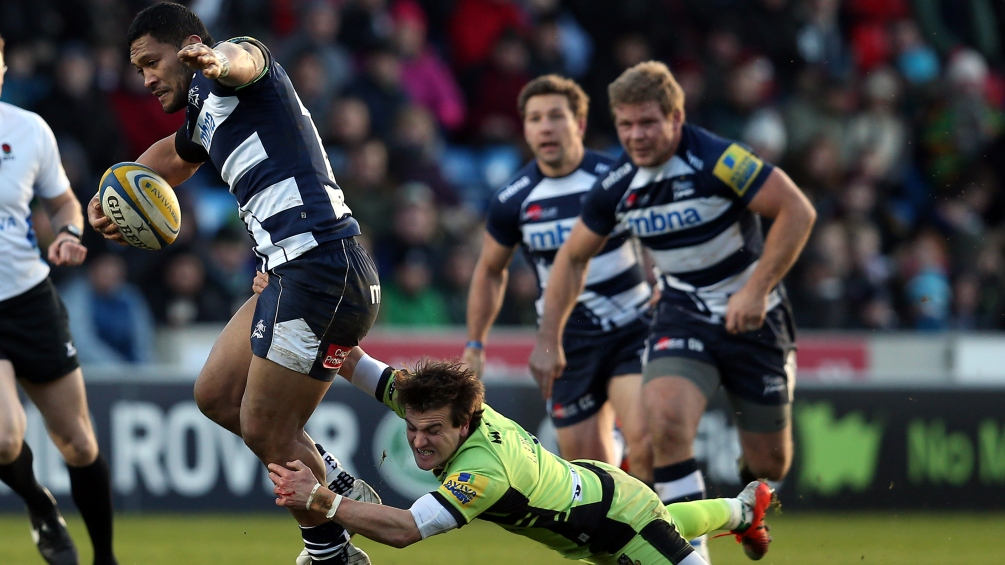 Sale Sharks 20 Northampton Saints 7