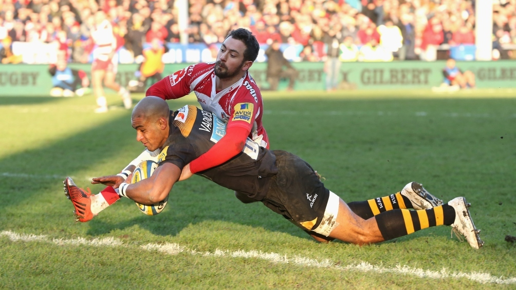 Gloucester Rugby 23 Wasps 30