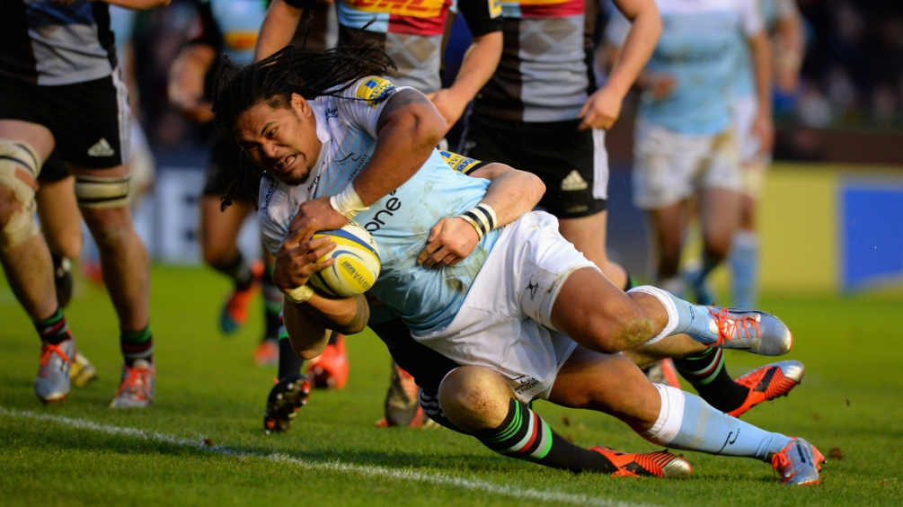Harlequins 15 Newcastle Falcons 7