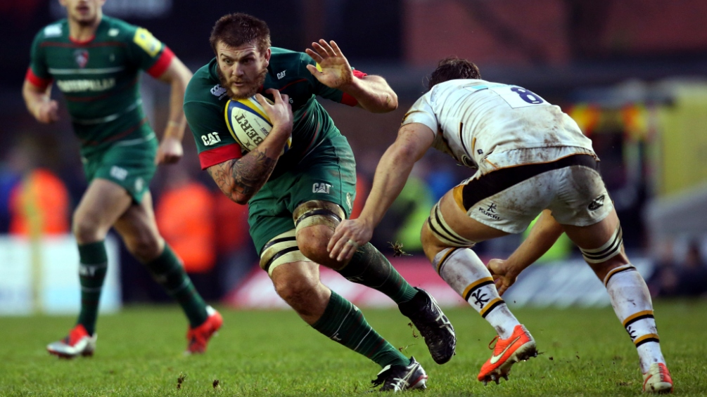 Leicester Tigers 18 Wasps 16