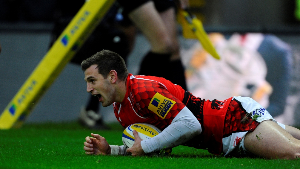 London Welsh 5 Leicester Tigers 26