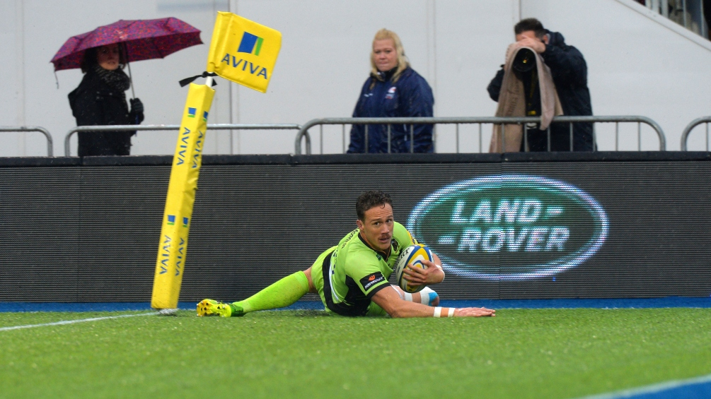 Saracens 24 Northampton Saints 31