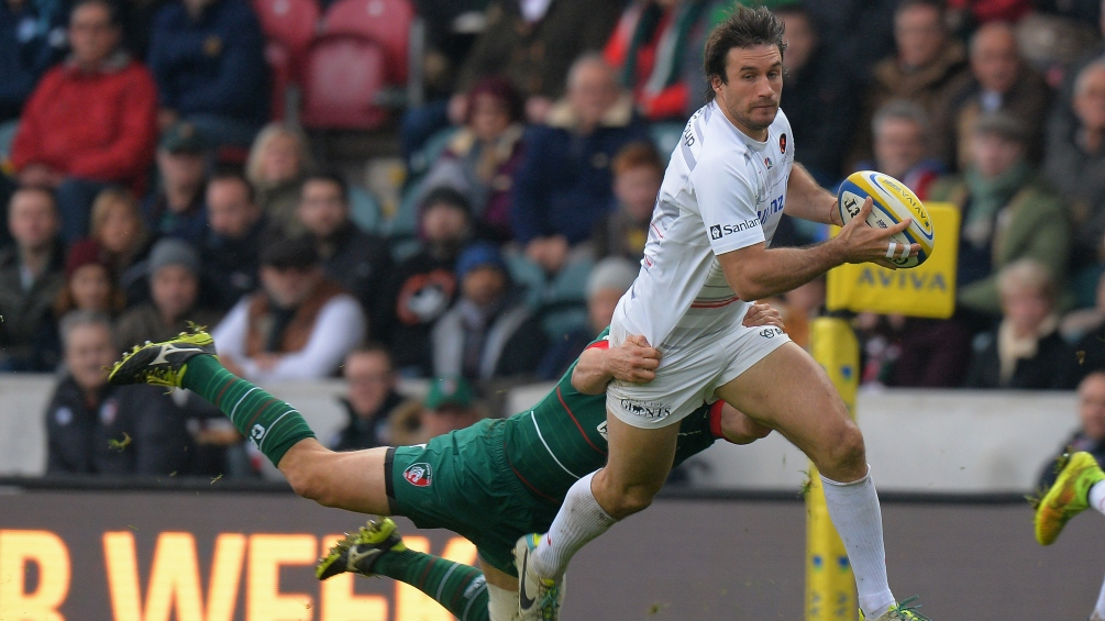 Leicester Tigers 21 Saracens 21