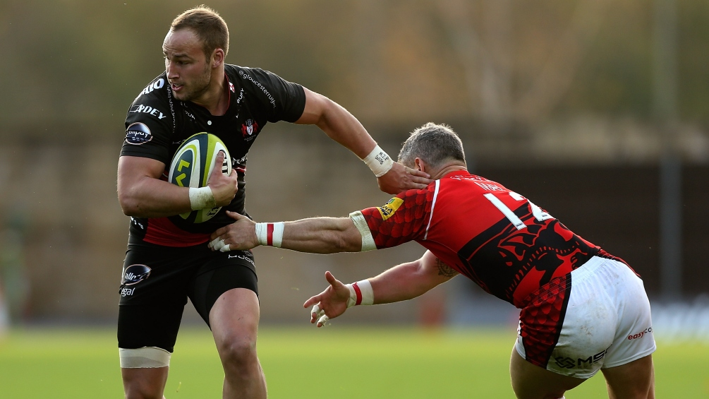 London Welsh 9 Gloucester Rugby 18