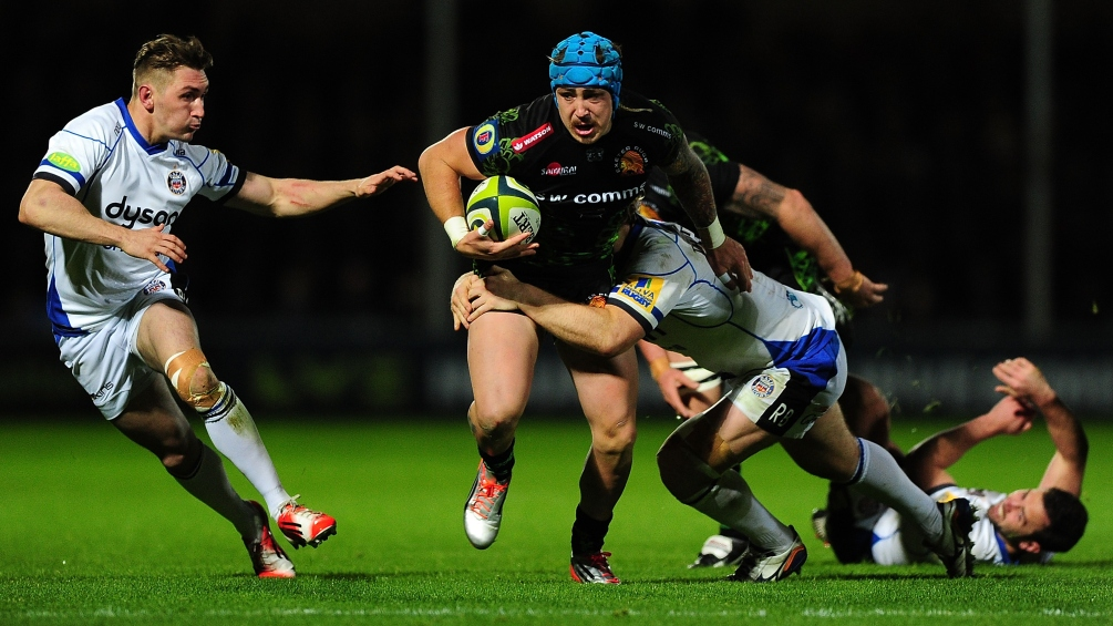 Exeter Chiefs 18 Bath Rugby 6