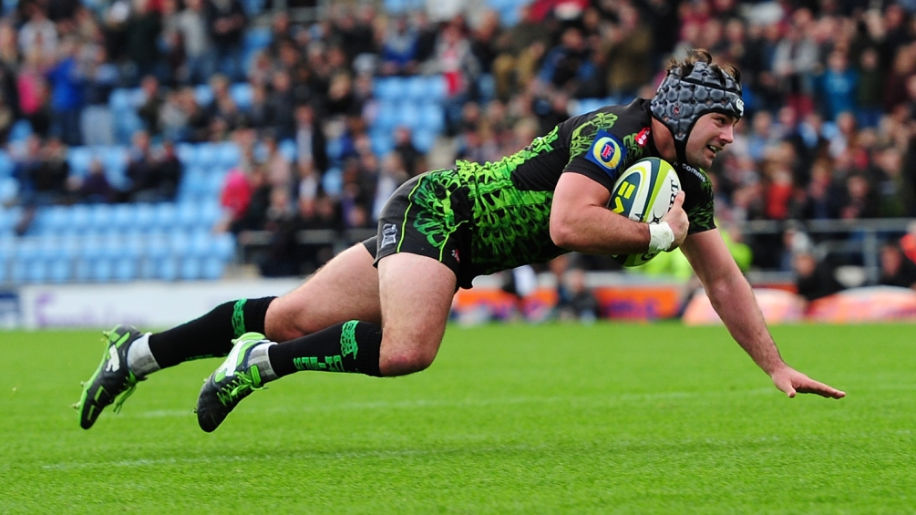Exeter Chiefs 28 Gloucester Rugby 27