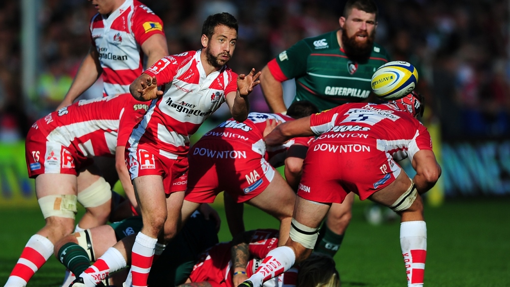 Gloucester Rugby 33 Leicester Tigers 16
