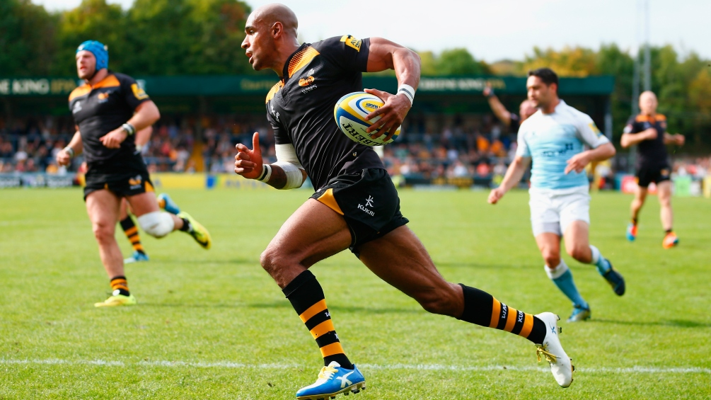 Wasps 35 Newcastle Falcons 18