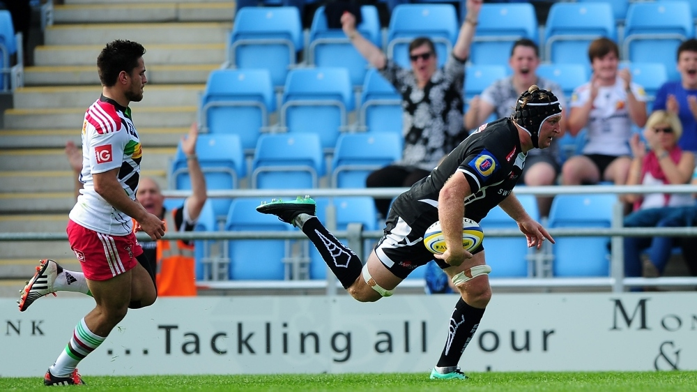 Exeter Chiefs 36 Harlequins 13