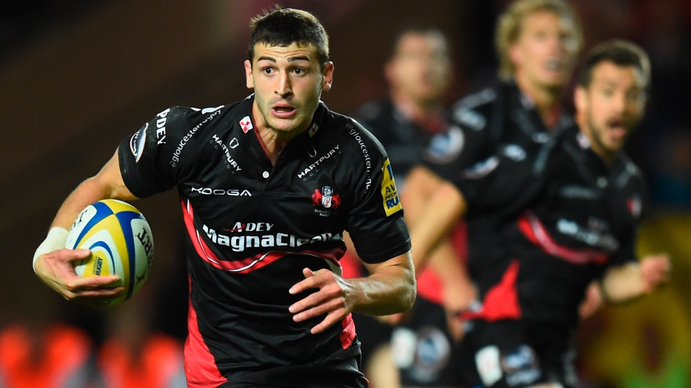 London Welsh 10 Gloucester Rugby 46