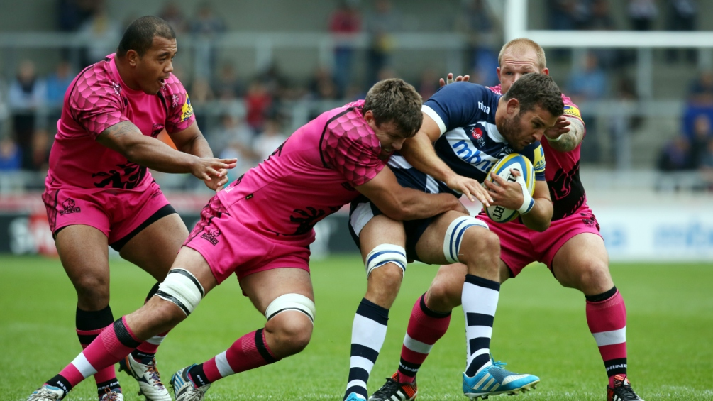 Sale Sharks 46 London Welsh 8