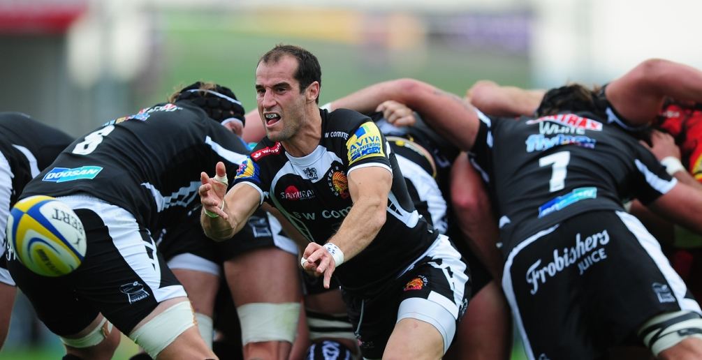 Exeter Chiefs 20 Leicester Tigers 24