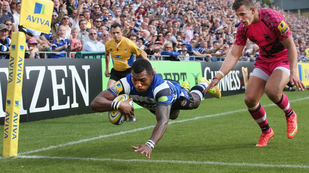 Bath Rugby 53 London Welsh 26