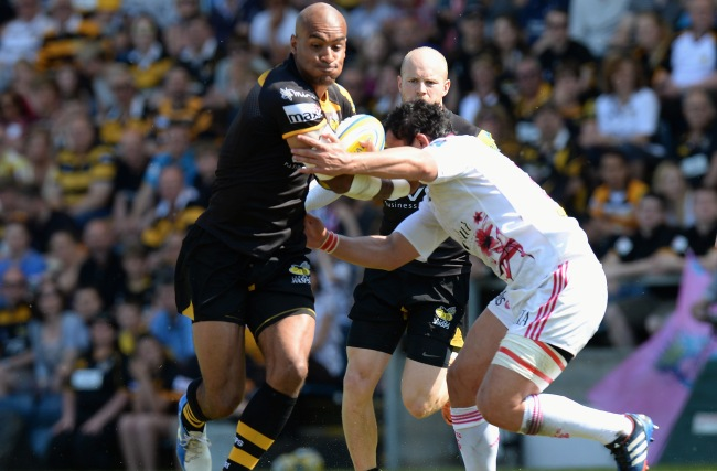 London Wasps 30 Stade Francais 29