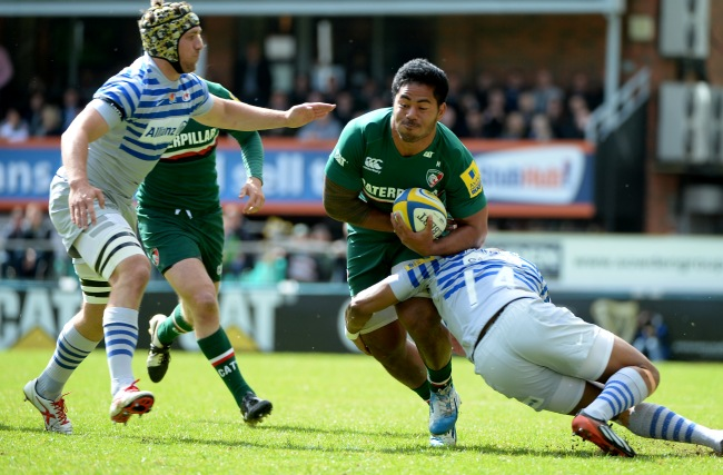 Leicester Tigers 31 Saracens 27