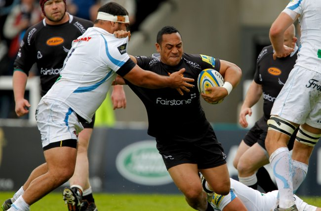 Newcastle Falcons 13 Exeter Chiefs 23